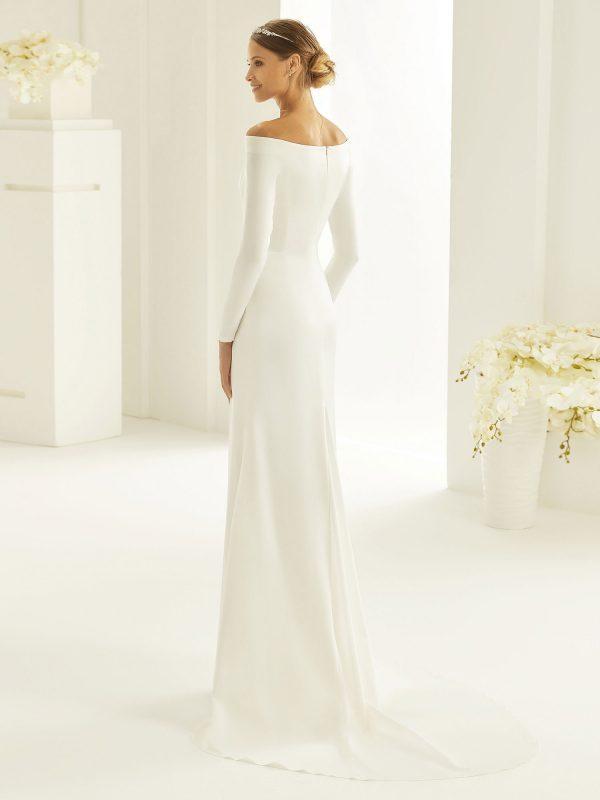 Brautkleid Bianco Evento 2019 Bridal Dress TIFFANY 3 Bei Avorio Vestito BrideStore And More Brautmode Berlin