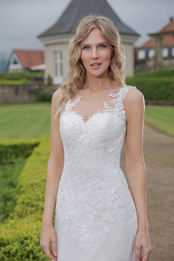 Amera Vera Kollektion 2020 Ivory Brautkleid Abelia B2018 3 Bei Avorio Vestito BrideStore And More Brautmode In Berlin Eiche