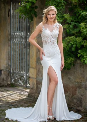 Amera Vera Kollektion 2020 Ivory Brautkleid Addison B2040 3 Bei Avorio Vestito BrideStore And More Brautmode In Berlin Eiche