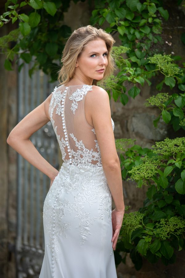 Amera Vera Kollektion 2020 Ivory Brautkleid Addison B2040 4 Bei Avorio Vestito BrideStore And More Brautmode In Berlin Eiche