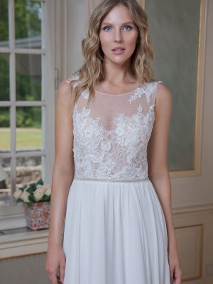 Amera Vera Kollektion 2020 Ivory Brautkleid Adrijana B2025 5 Bei Avorio Vestito BrideStore And More Brautmode In Berlin Eiche