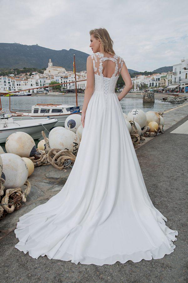 Amera Vera Kollektion 2020 Ivory Brautkleid Aleha B2017 4 Bei Avorio Vestito BrideStore And More Brautmode In Berlin Eiche