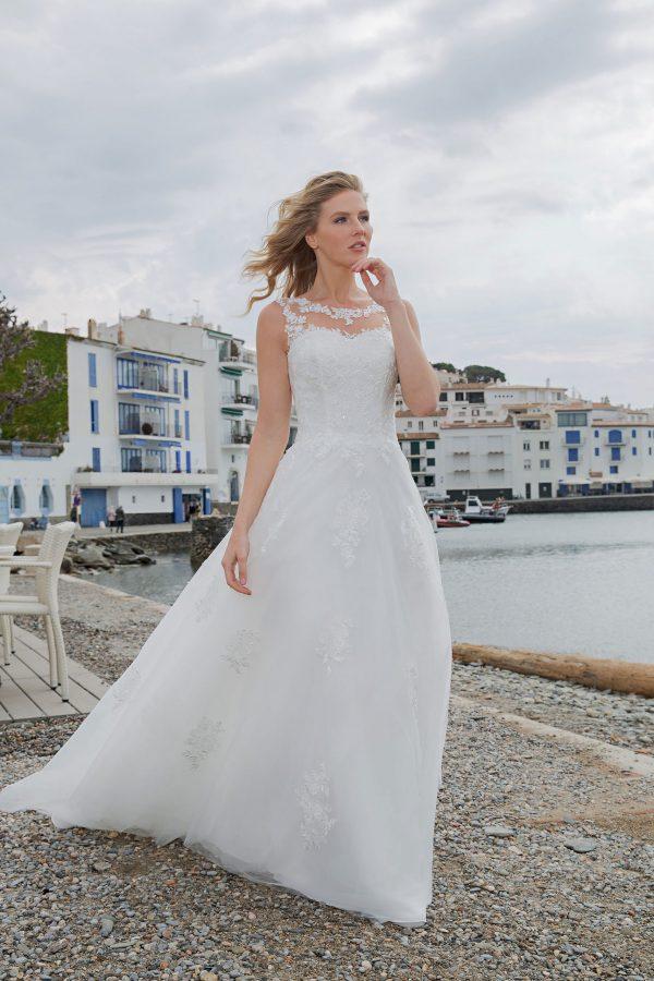 Amera Vera Kollektion 2020 Ivory Brautkleid Alisea B2011 3 Bei Avorio Vestito BrideStore And More Brautmode In Berlin Eiche