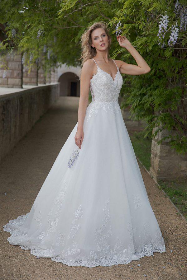 Amera Vera Kollektion 2020 Ivory Brautkleid Almonda B2013 2 Bei Avorio Vestito BrideStore And More Brautmode In Berlin Eiche
