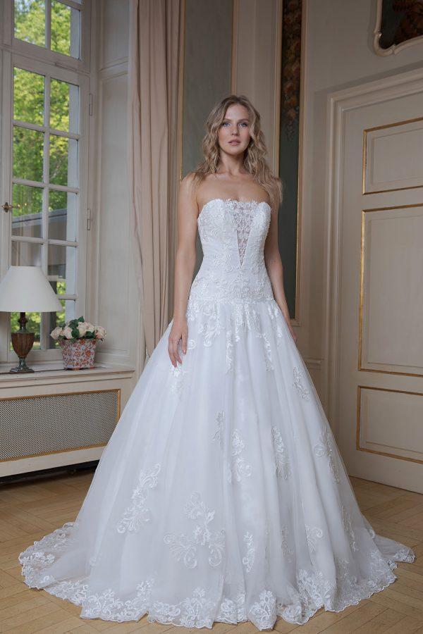 Amera Vera Kollektion 2020 Ivory Brautkleid Amadea B2014 3 Bei Avorio Vestito BrideStore And More Brautmode In Berlin Eiche