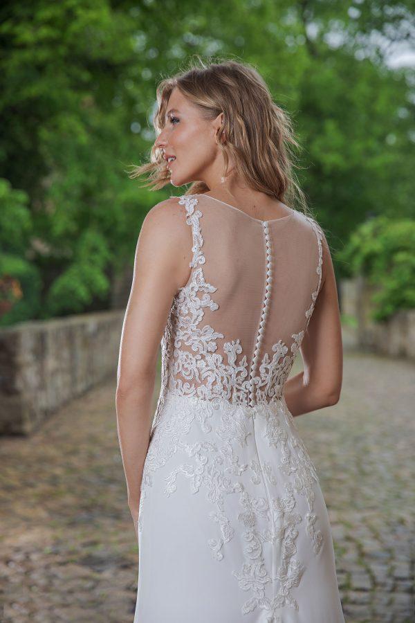 Amera Vera Kollektion 2020 Ivory Brautkleid Aviva B2048 1 Bei Avorio Vestito BrideStore And More Brautmode In Berlin Eiche
