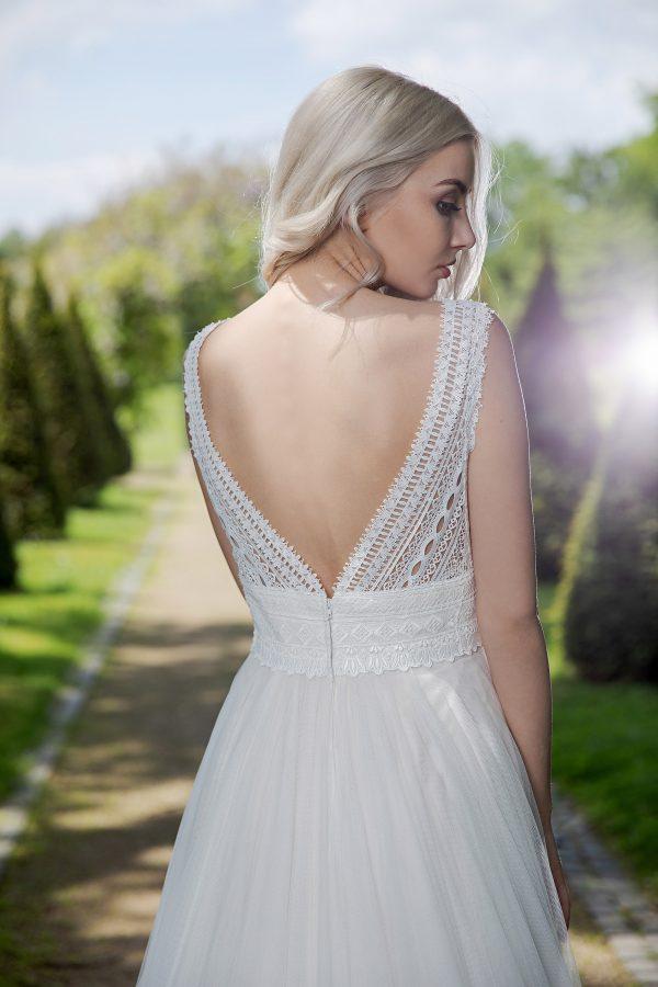 AnnAngelex Kollektion 2020 Ivory Brautkleid Barbary B2057 3 Avorio Vestito BrideStore And More Brautmode In Berlin Eiche