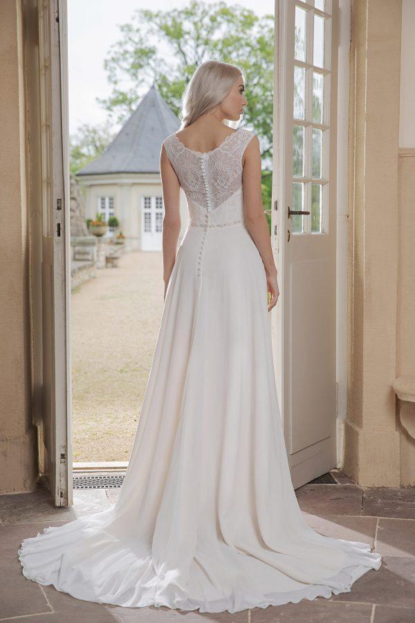 AnnAngelex Kollektion 2020 Ivory Brautkleid Barona B2053 4 Avorio Vestito BrideStore And More Brautmode In Berlin Eiche