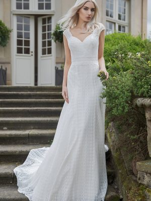AnnAngelex Kollektion 2020 Ivory Brautkleid Beata B2061 2 Avorio Vestito BrideStore And More Brautmode In Berlin Eiche