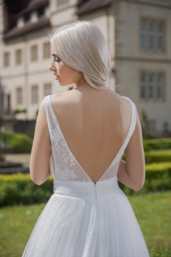 AnnAngelex Kollektion 2020 Ivory Brautkleid Belinda B2071 1 Avorio Vestito BrideStore And More Brautmode In Berlin Eiche