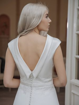 AnnAngelex Kollektion 2020 Ivory Brautkleid Bettina B2065 1 Avorio Vestito BrideStore And More Brautmode In Berlin Eiche