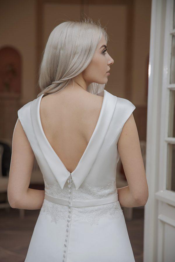 AnnAngelex Kollektion 2020 Ivory Brautkleid Bettina B2065 1 Avorio Vestito BrideStore And More Brautmode In Berlin Eiche