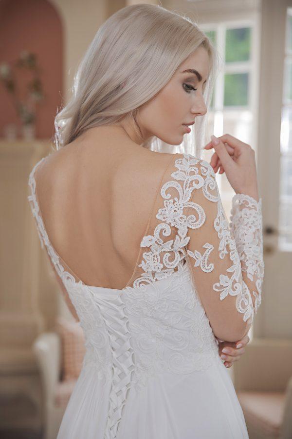 AnnAngelex Kollektion 2020 Ivory Brautkleid Bluma B2070 1 Avorio Vestito BrideStore And More Brautmode In Berlin Eiche