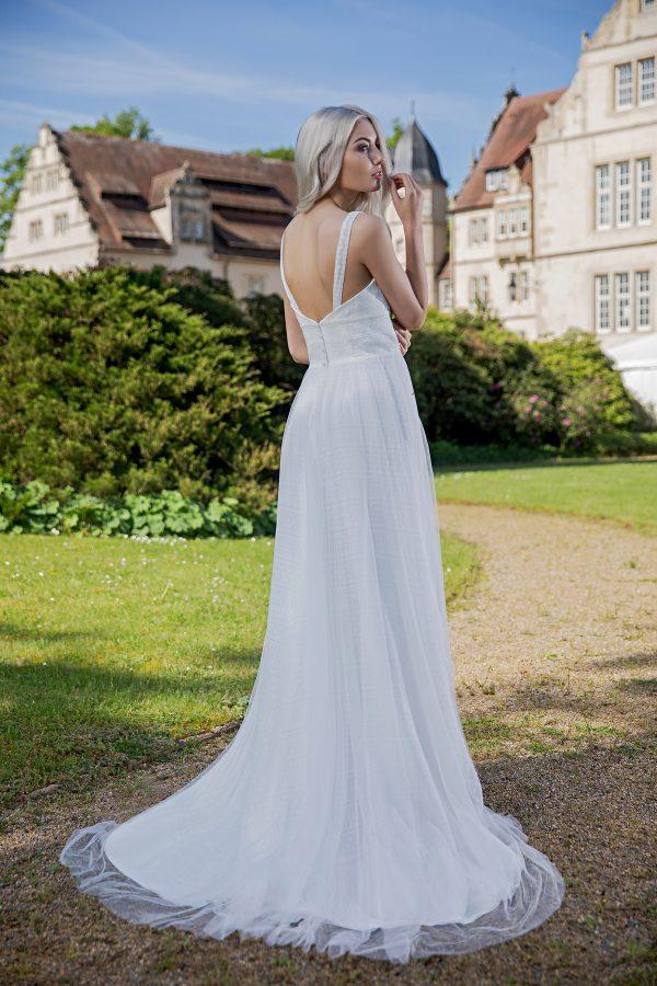 AnnAngelex Kollektion 2020 Ivory Brautkleid Breonna B2059 2 Avorio Vestito BrideStore And More Brautmode In Berlin Eiche