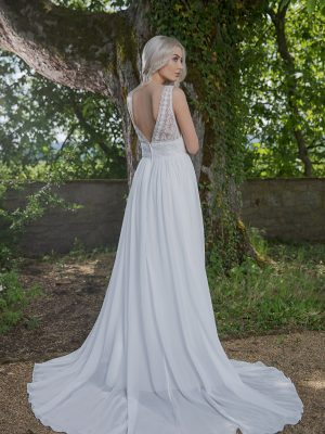 AnnAngelex Kollektion 2020 Ivory Brautkleid Briana B2056 11 Avorio Vestito BrideStore And More Brautmode In Berlin Eiche
