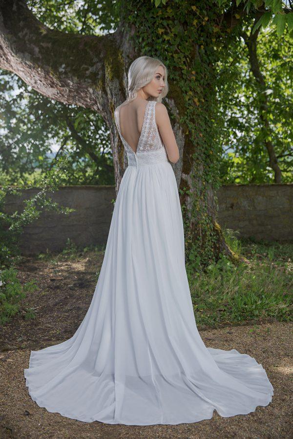 AnnAngelex Kollektion 2020 Ivory Brautkleid Briana B2056 11 Avorio Vestito BrideStore And More Brautmode In Berlin Eiche
