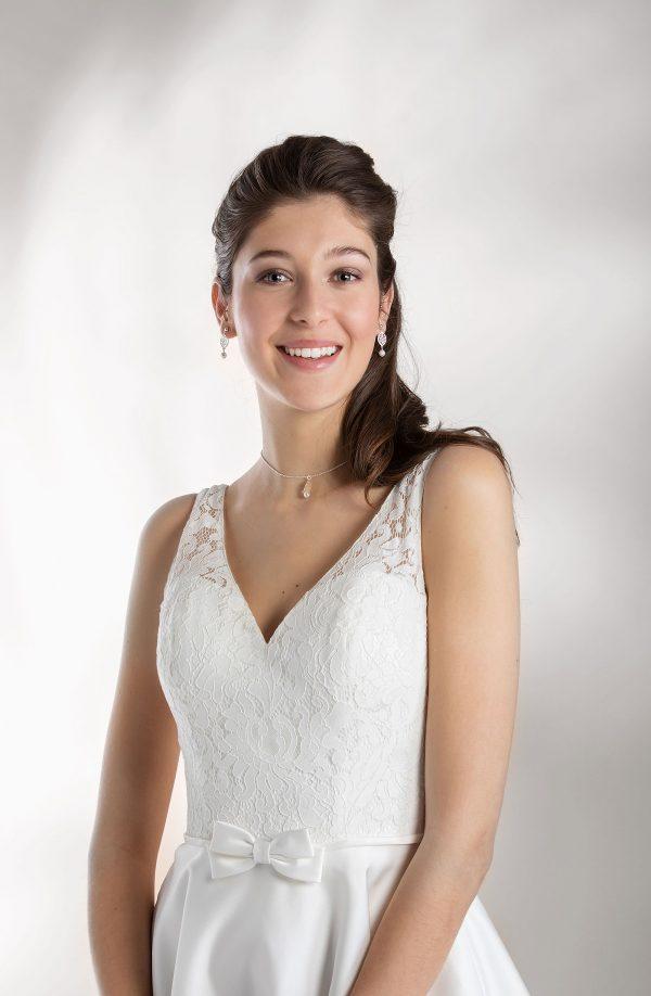 Brautmode In Berlin Eglantine 2020 Ivory Brautkleid EG C20 SABINE 2017 Bei Avorio Vestito BrideStore And More Hochzeitsmode In Berlin Eiche