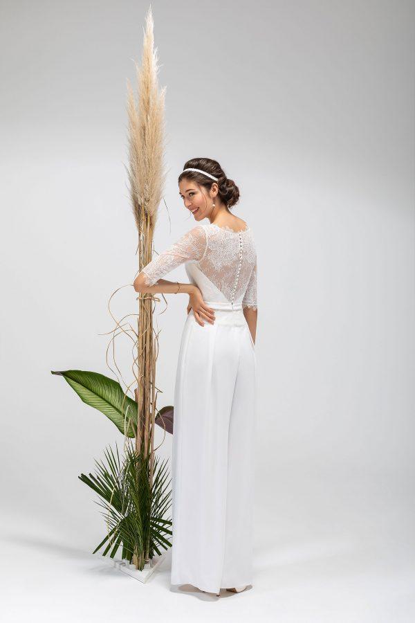 Brautmode In Berlin Eglantine 2020 Ivory Brautkleid EG C20 SAMBALA 0551 Bei Avorio Vestito BrideStore And More Hochzeitsmode In Berlin Eiche