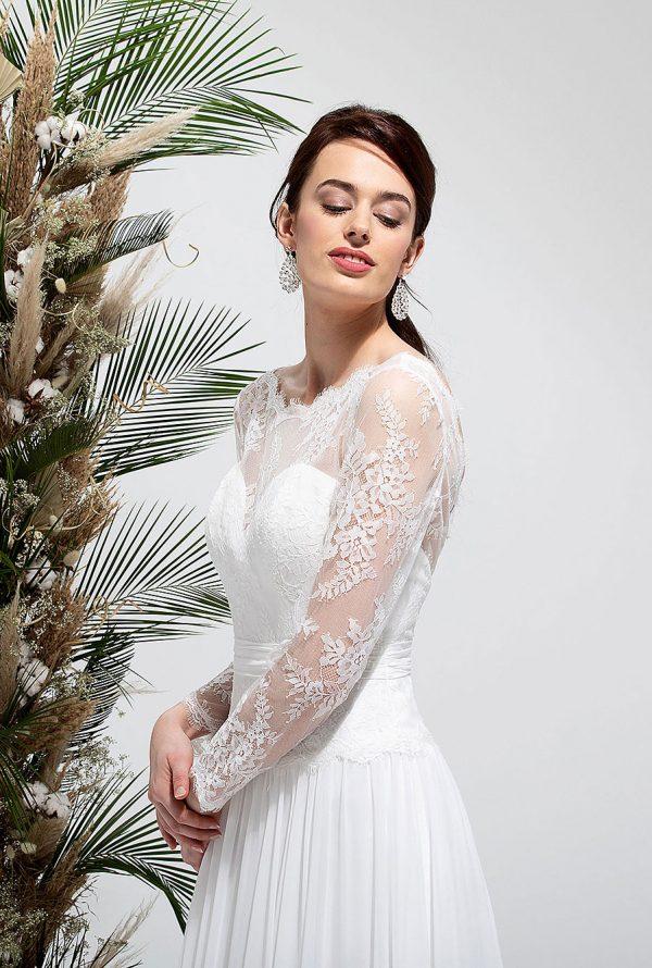 Brautmode In Berlin Eglantine 2020 Ivory Brautkleid EG C20 SAPHIA 4663 Bei Avorio Vestito BrideStore And More Hochzeitsmode In Berlin Eiche
