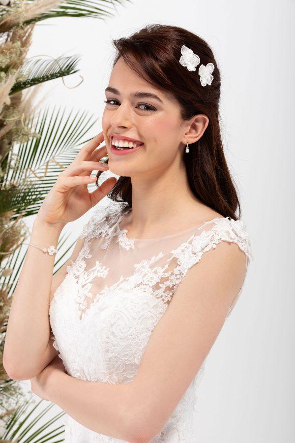 Brautmode In Berlin Eglantine 2020 Ivory Brautkleid EG C20 SAVANNAH4506 Bei Avorio Vestito BrideStore And More Hochzeitsmode In Berlin Eiche