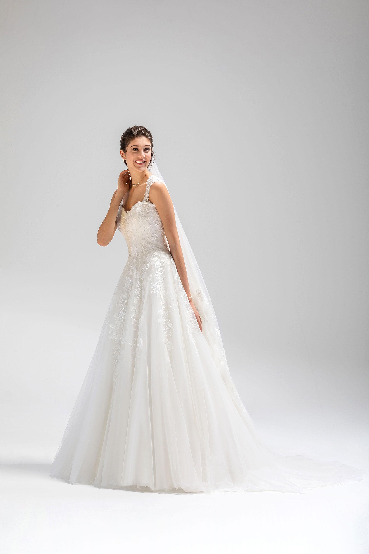 Brautkleid Scarlett - Avorio Vestito