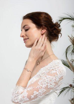 Brautmode In Berlin Eglantine 2020 Ivory Brautkleid EG C20 SERVANE 6007 Bei Avorio Vestito BrideStore And More Hochzeitsmode In Berlin Eiche