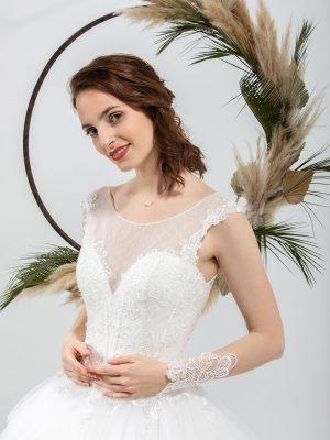 Brautmode In Berlin Eglantine 2020 Ivory Brautkleid EG C20 SEVILLE 6750 Bei Avorio Vestito BrideStore And More Hochzeitsmode In Berlin Eiche