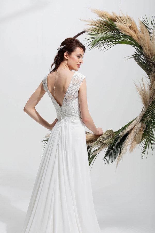 Brautmode In Berlin Eglantine 2020 Ivory Brautkleid EG C20 SHANGAI 4824 Bei Avorio Vestito BrideStore And More Hochzeitsmode In Berlin Eiche