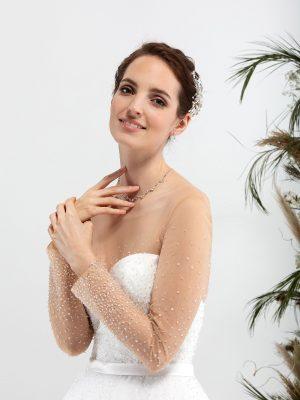 Brautmode In Berlin Eglantine 2020 Ivory Brautkleid EG C20 SHEHERAZADE 7799 Bei Avorio Vestito BrideStore And More Hochzeitsmode In Berlin Eiche