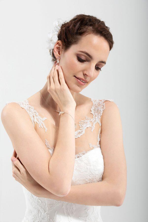 Brautmode In Berlin Eglantine 2020 Ivory Brautkleid EG C20 SYDNEY 7675 Bei Avorio Vestito BrideStore And More Hochzeitsmode In Berlin Eiche