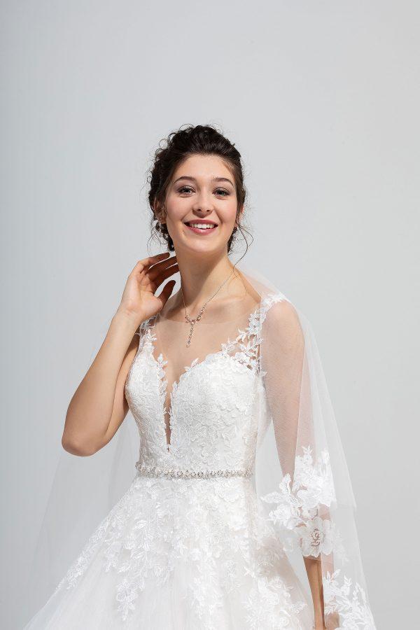 Brautmode In Berlin Eglantine 2020 Ivory Brautkleid EG C20 SYMPHONIE 2172 Bei Avorio Vestito BrideStore And More Hochzeitsmode In Berlin Eiche