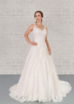 Hochzeitsmode In Berlin Fuchs 2020 Ivory Brautkleid D 03319 1 Bei Avorio Vestito BrideStore And More Hochzeitsmode In Berlin Eiche