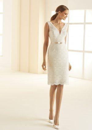Ivory Brautkleider Bianco Evento 2020 HAITI 1 Avorio Vestito BrideStore and more in Berlin Eiche