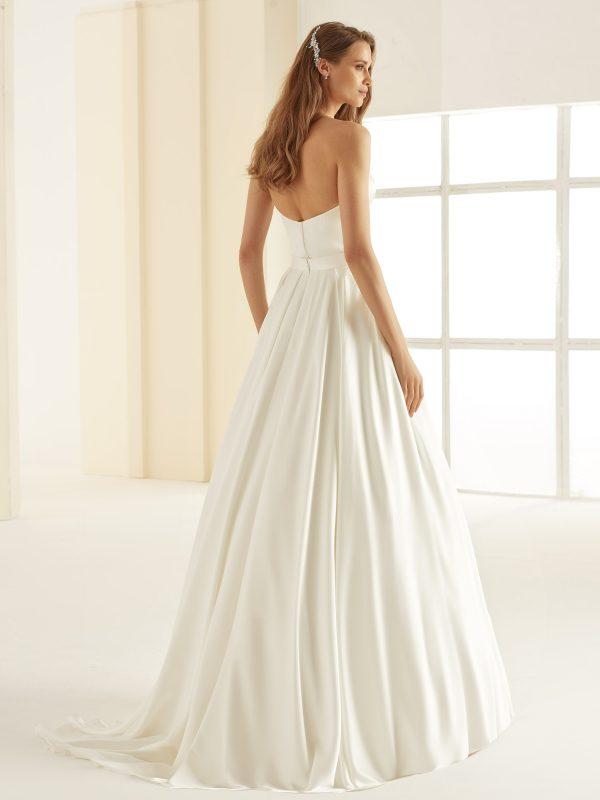 Ivory Brautkleider Bianco Evento 2020 MADAGASCAR Bianco Evento bridal separates skirt 3 Avorio Vestito BrideStore and more in Berlin Eiche
