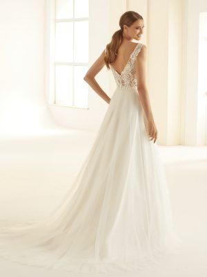 Ivory Brautkleider Bianco Evento 2020 PRECIOSA 3 Avorio Vestito BrideStore and more in Berlin Eiche