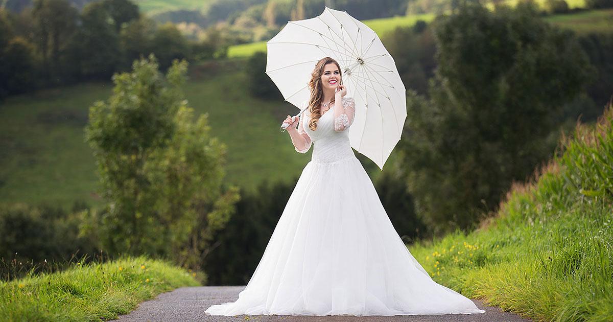 Brautkleider große größen in Berlin bei Avorio Vestito