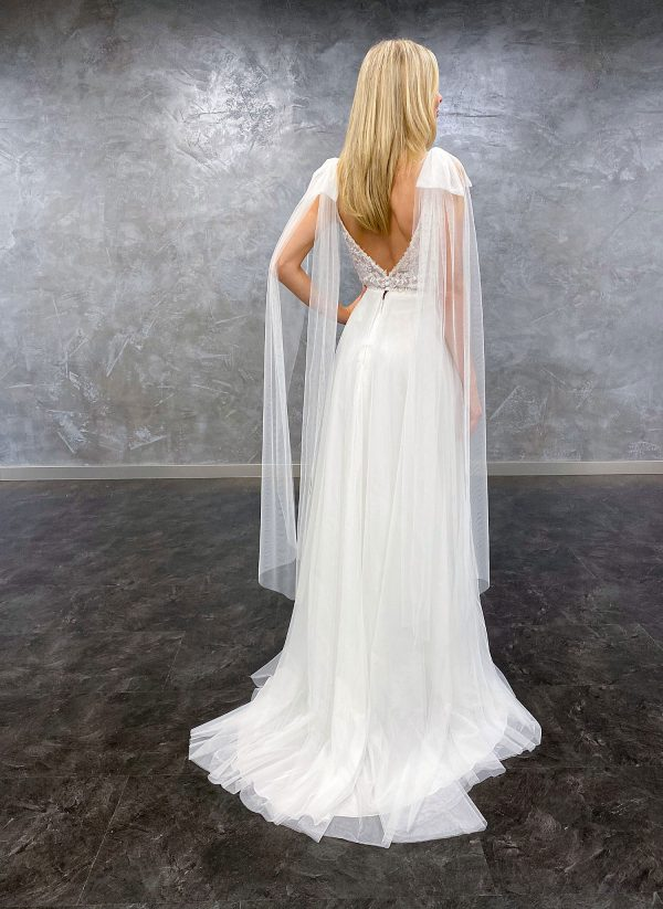 AnnAngelex 2021 Brautkleid B2155 Avorio Vestito BrideStore and more Brautmode in Berlin