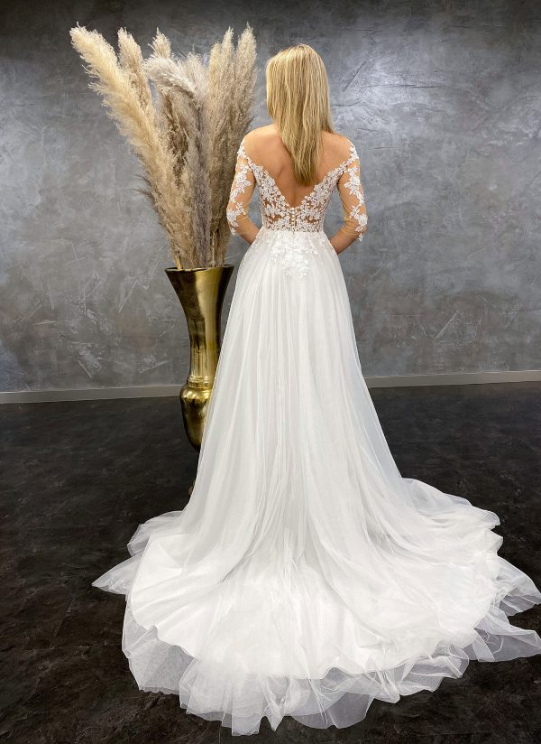 AnnAngelex 2021 Brautkleid B2179 1 Avorio Vestito BrideStore and more Brautmode in Berlin