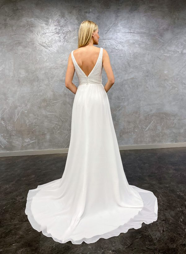 AnnAngelex 2021 Brautkleid B2184 1 Avorio Vestito BrideStore and more Brautmode in Berlin