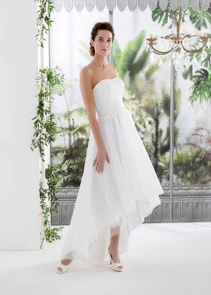 EGLANTINE CREATIONS 2021 Brautkleid EGC21 VANINA 3388 Brautmode in Berlin Avorio Vestito BrideStore and more
