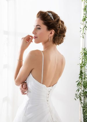 EGLANTINE CREATIONS 2021 Brautkleid EGC21 VERDICT 2814 Brautmode in Berlin Avorio Vestito BrideStore and more
