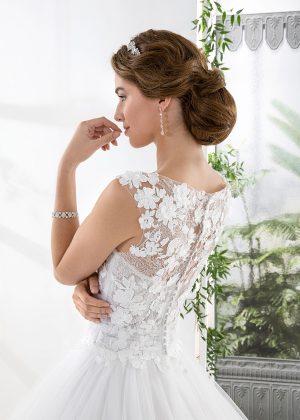 EGLANTINE CREATIONS 2021 Brautkleid EGC21 VESUVE 3935 Brautmode in Berlin Avorio Vestito BrideStore and more
