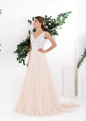 EGLANTINE CREATIONS 2021 Brautkleid EGC21 VOGUE 3269 Brautmode in Berlin Avorio Vestito BrideStore and more
