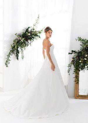 EGLANTINE CREATIONS 2021 Brautkleid EGC21 VOLCAN 1264 Brautmode in Berlin Avorio Vestito BrideStore and more