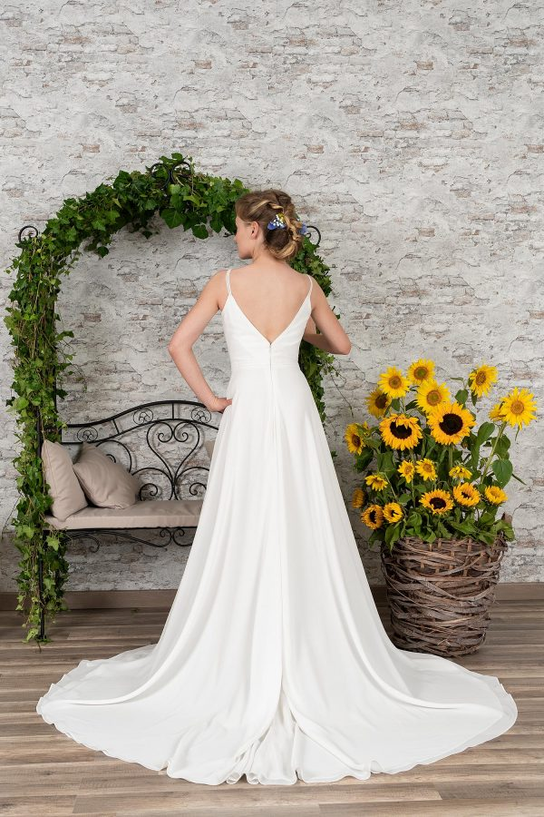Fuchs Moden 2021 Brautkleid D 03376 (2) Brautmode in Berlin Avorio Vestito BrideStore and more