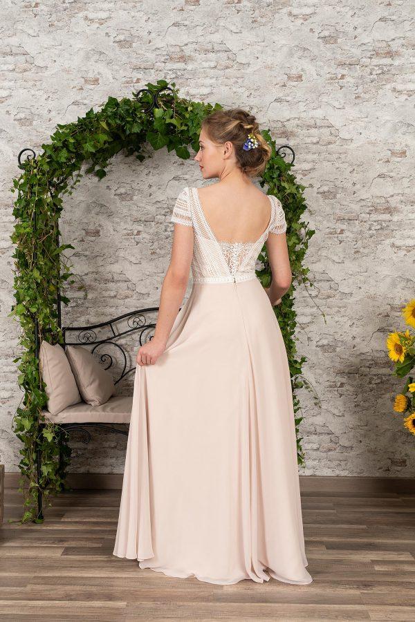 Fuchs Moden 2021 Brautkleid D 03412 (2) Brautmode in Berlin Avorio Vestito BrideStore and more