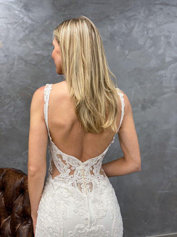 Miss Germany 2021 Brautkleid MGB62 1 Avorio Vestito BrideStore and more Brautmode in Berlin