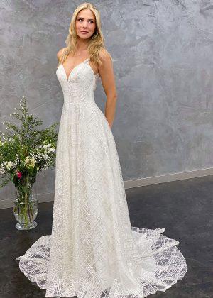 Miss Germany 2021 Brautkleid MGB65 4 Avorio Vestito BrideStore and more Brautmode in Berlin