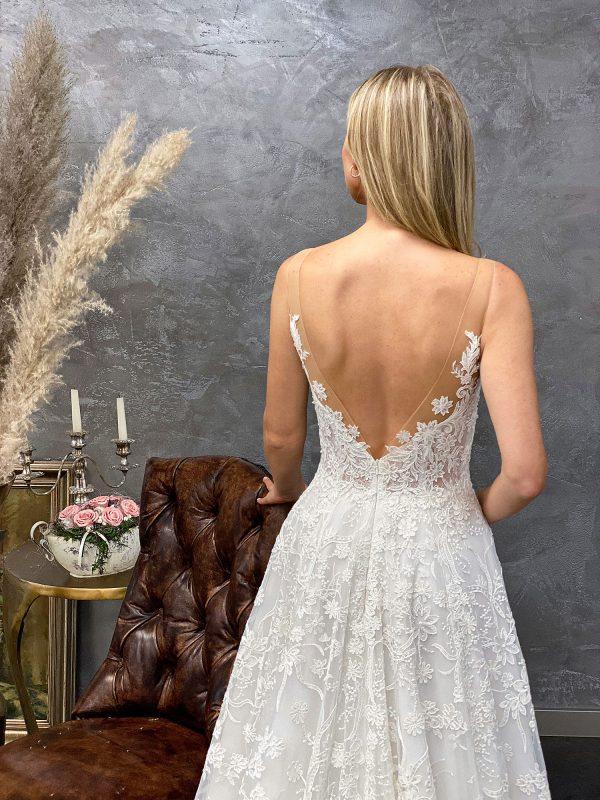 Miss Germany 2021 Brautkleid MGB66 Avorio Vestito BrideStore and more Brautmode in Berlin