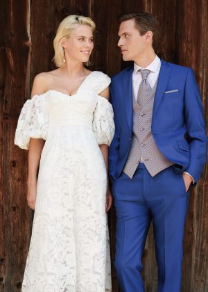 Digel FS21 2021 Herrenanzug Ceremony 1110988 24 SS21 Avorio Vestito BrideStore and more Eiche Berlin